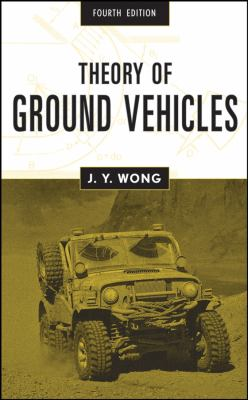 Theory of Ground Vehicles 9780470170380