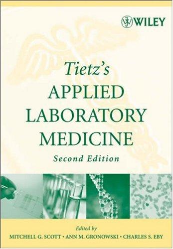 Tietz's Applied Laboratory Medicine 9780471714576