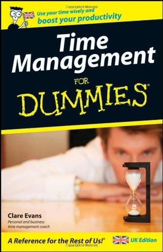 Time Management for Dummies 9780470777657