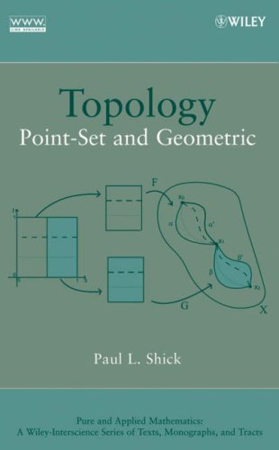Topology: Point-Set and Geometric 9780470096055