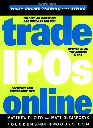 Trade IPOs Online 9780471384748