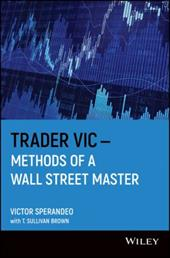 Trader Vic--Methods of a Wall Street Master 1553132