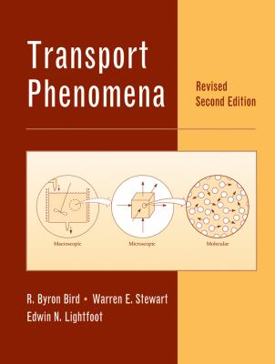 Transport Phenomena 9780470115398