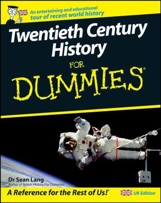 Twentieth Century History for Dummies 9780470510155