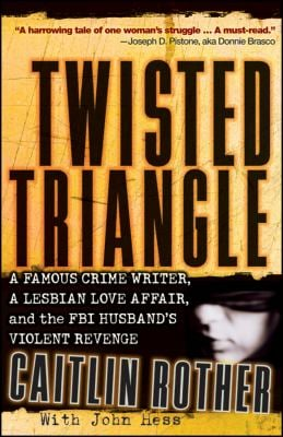 Twisted Triangle: A Famous Crime Writer, a Lesbian Love Affair, and the FBI Husband's Violent Revenge 9780470442517