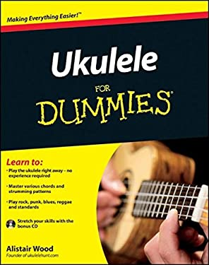Ukulele for Dummies [With CD (Audio)] 9780470977996