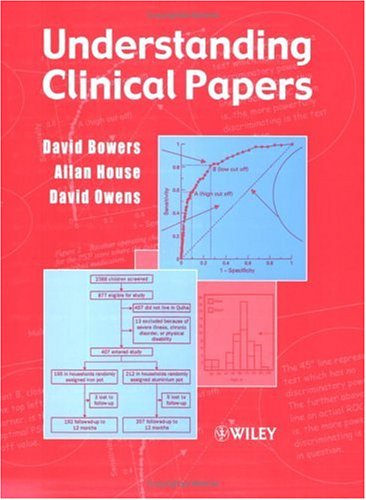 Understanding Clinical Papers 9780471489764