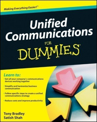 Unified Communications for Dummies 9780470401446