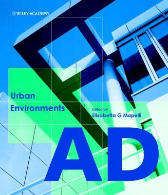 Urban Environments 9780471498063