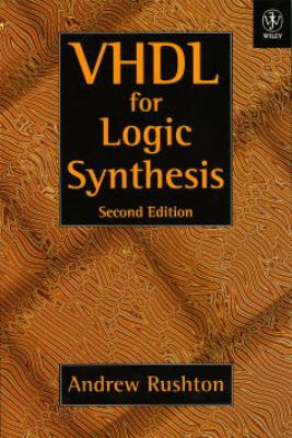VHDL for Logic Synthesis 9780471983255