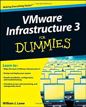 VMware Infrastructure 3 for Dummies 9780470277935
