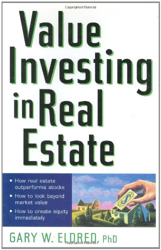 Value Investing in Real Estate 9780471185208