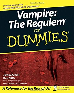 Vampire: The Requiem for Dummies 9780470037454