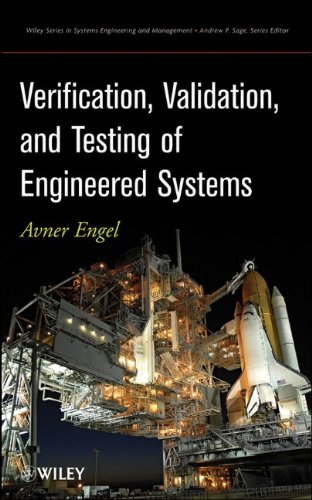 Verification, Validation and Testing of Engineered Systems 9780470527511