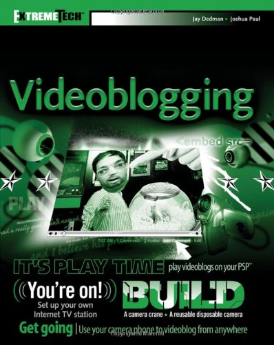 Videoblogging 9780470037881