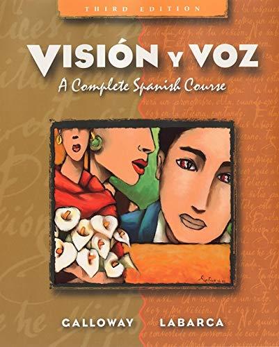 Visin y Voz,, Complete Set 9780471443100
