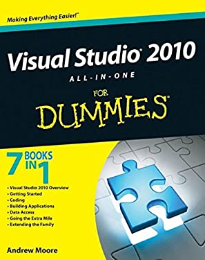 Visual Studio 2010 All-In-One for Dummies 9780470539439