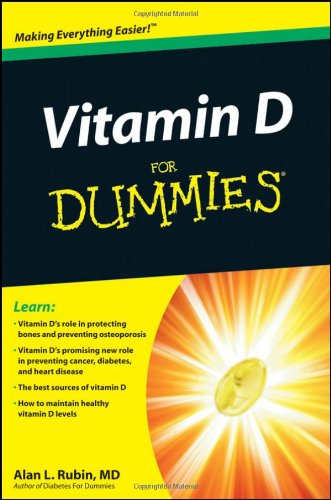 Vitamin D for Dummies 9780470891759