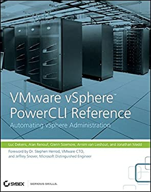 VMware vSphere PowerCLI Reference: Automating vSphere Administration 9780470890790