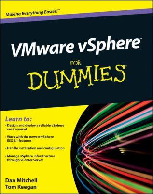 VMware vSphere for Dummies 9780470768723