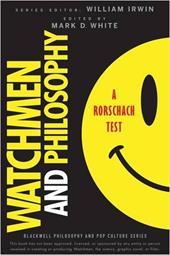 Watchmen and Philosophy: A Rorschach Test 1520270