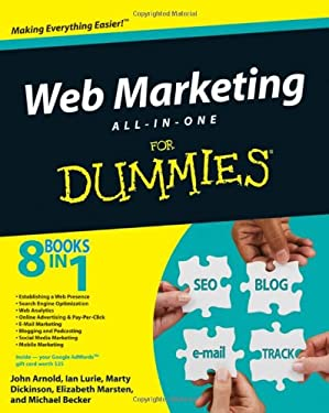 Web Marketing All-In-One for Dummies 9780470413982