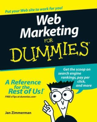 Web Marketing for Dummies 9780470049822