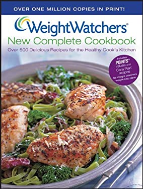 Weight Watchers New Complete Cookbook 9780470170014