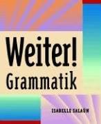Weiter! Grammatik 9780471576587
