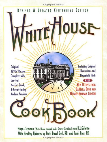 White House Cookbook 9780471347521
