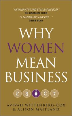Why Women Mean Business 9780470749500