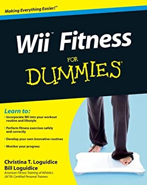 Wii Fitness for Dummies 9780470521588