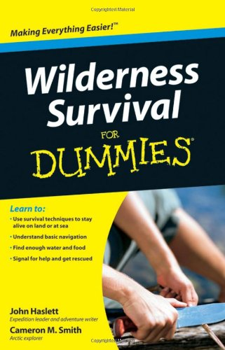 Wilderness Survival for Dummies 9780470453063