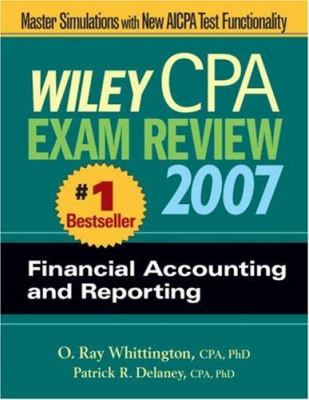 Wiley CPA Exam Review: Financial Accounting and Reporting 9780471797579