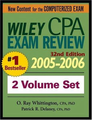 Wiley CPA Exam Review Set 9780471719427
