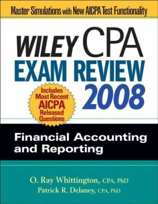 Wiley CPA Exam Review: Financial Accounting and Reporting 9780470135235