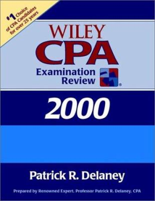 Wiley CPA Examination Review, 4 Volume Set 9780471351498