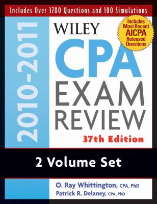Wiley CPA Examination Review Set 9780470554265