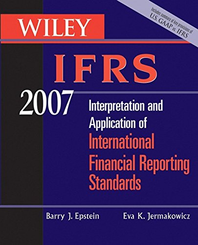 Wiley IFRS: Interpretation and Application for International Financial Reporting Standards 9780471798231