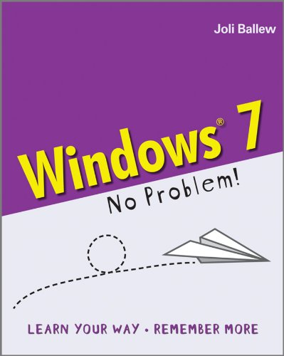 Windows 7 - No Problem! 9780470689677