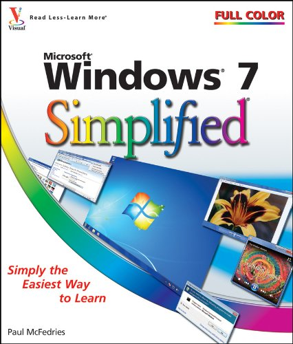 Windows 7 Simplified 9780470503874