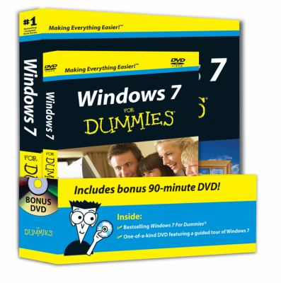 Windows 7 for Dummies [With DVD] 9780470523988