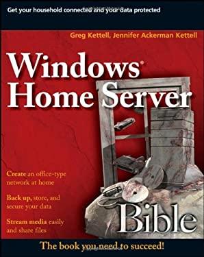 Windows Home Server Bible 9780470229569