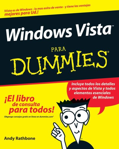 Windows Vista Para Dummies 9780470174425