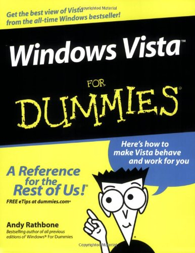 Windows Vista for Dummies [With DVD] 9780470121030