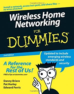 Wireless Home Networking for Dummies 9780471749400