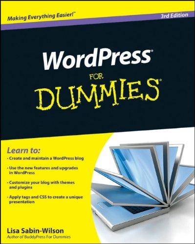 WordPress for Dummies 9780470592748