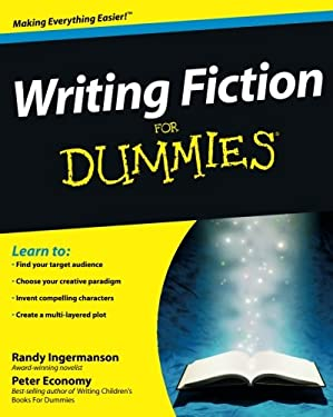 Writing Fiction for Dummies 9780470530702
