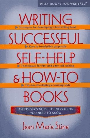 Writing Successful Self-Help and How-To Books 9780471037392