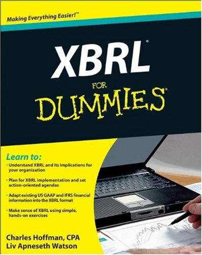 XBRL for Dummies 9780470499795